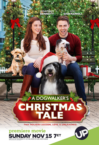 A Dogwalker's Christmas Tale movie cover image - Holiday Movies on Netflix