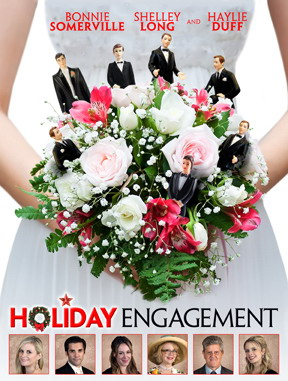 Holiday Engagement movie cover - Holiday Movies on Netflix