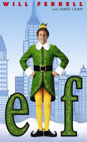 Elf the movie cover - Holiday Movies on Netflix