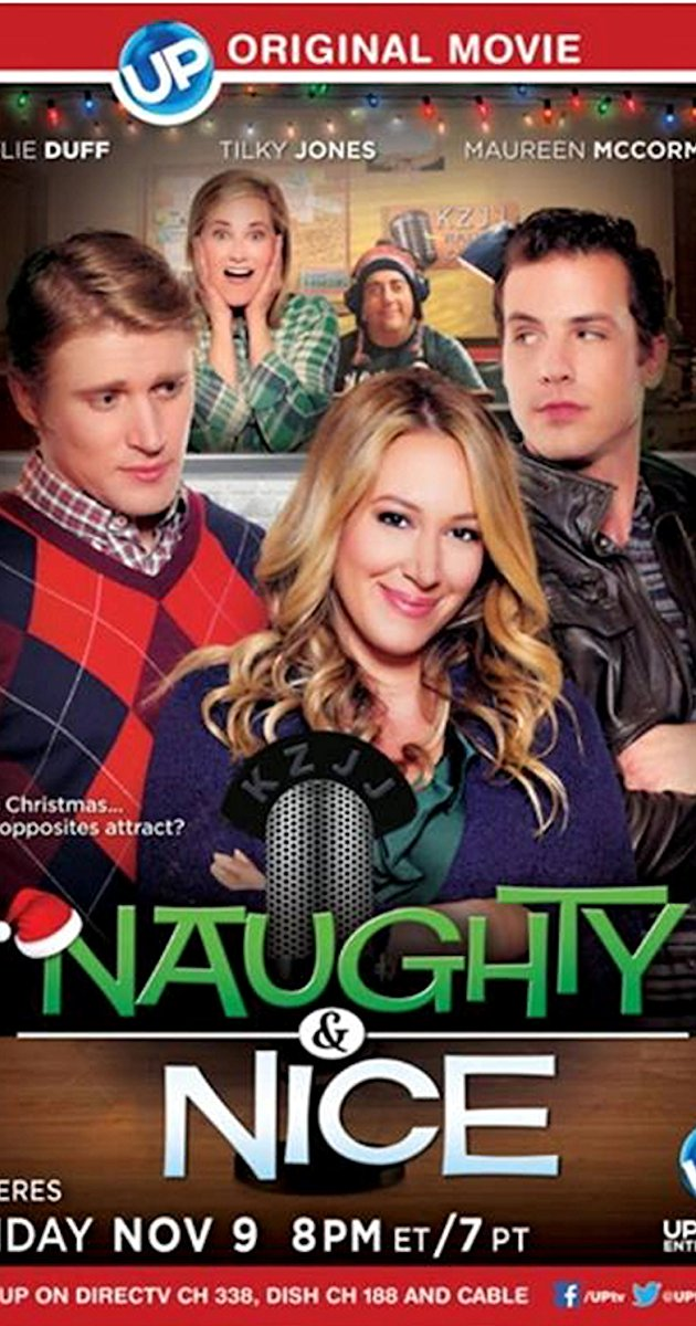 Naughty or Nice movie cover image - Holiday Movies on Netflix