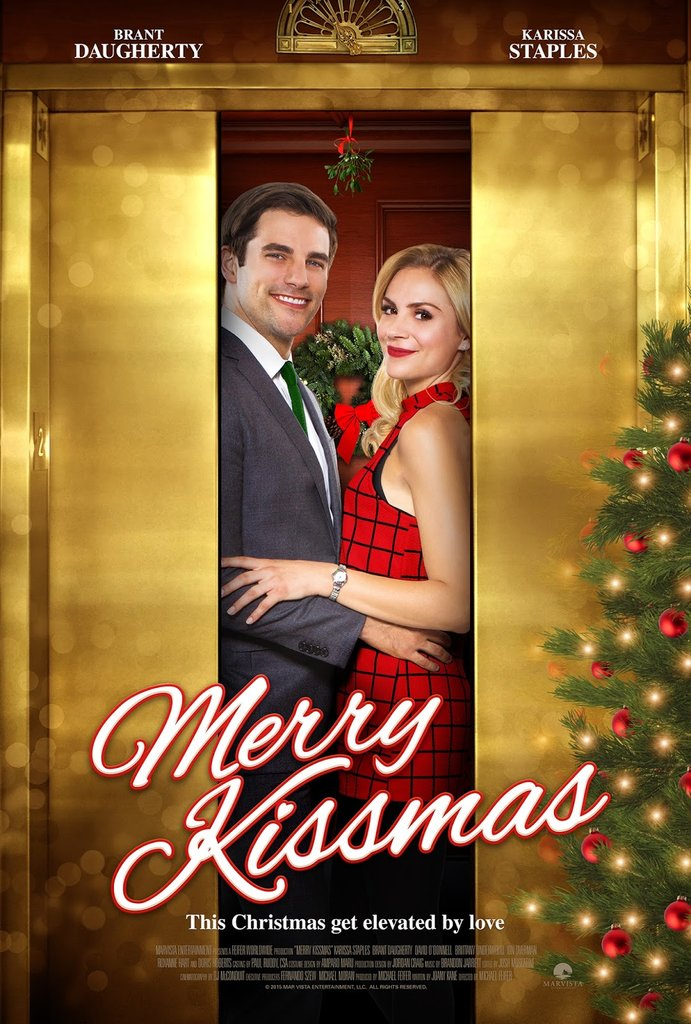 Merry Kissmas movie cover image - Holiday Movies on Netflix