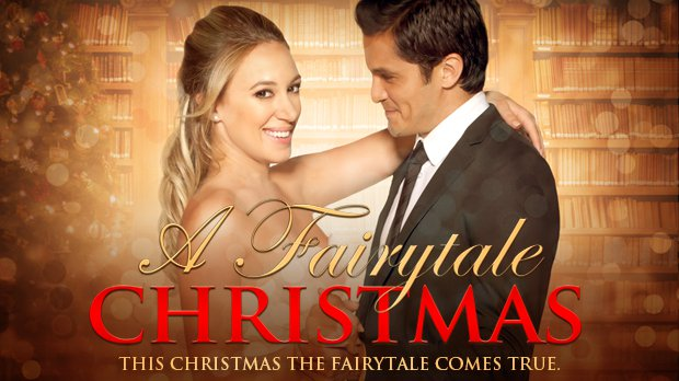 A Fairytale Christmas movie cover image - Holiday Movies on Netflix