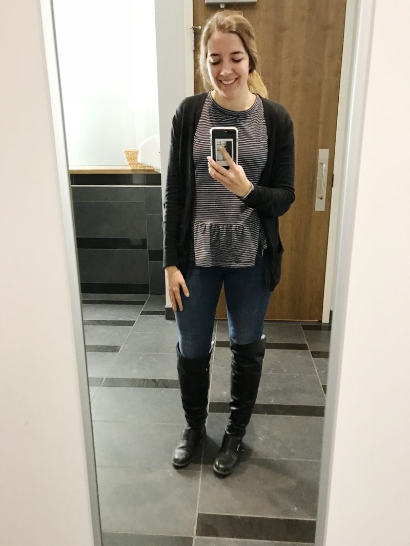 10x10 winter 2018 outfits