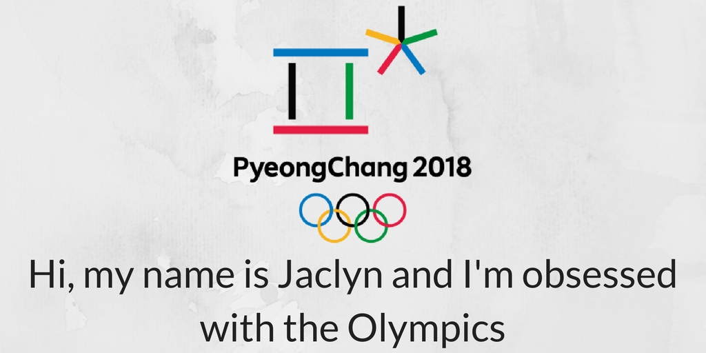 Olympics Obsessed – PyeongChang 2018